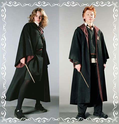differences of the hogwarts uniforms harry potter amino