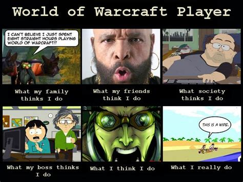 Warcraft Meme - world of warcraft memes