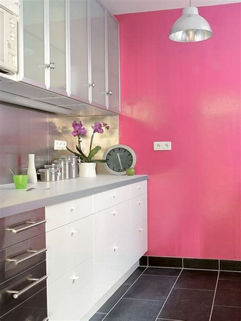 cuisine et decoration 6 pink kitchens out of 39 s house