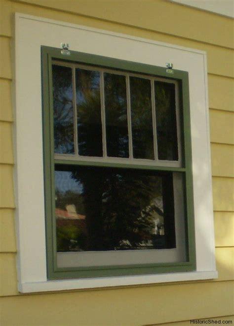 wood window screen   historic bungalow  st