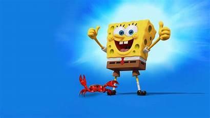 Wallpapers Krabs Mr Spongebob Sponge Water Windows
