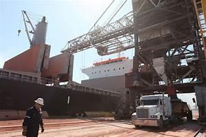 Bulk Terminal « Port of Corpus Christi