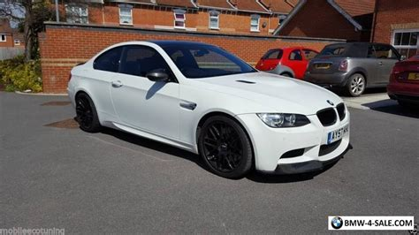 2007 M3 M-series M3 For Sale In United Kingdom