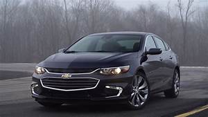 Redesigned 2016 Chevrolet Malibu Sings