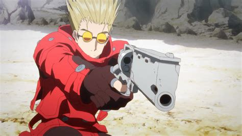 10 Coolest Guns In Anime History