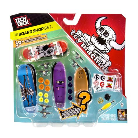 Spin Master  Tech Deck Tech Deck Board Shop  Toy Machine