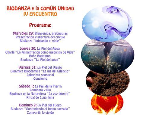 Biodanza con Erika ... + . * . * +: IV Encuentro Biodanza ...
