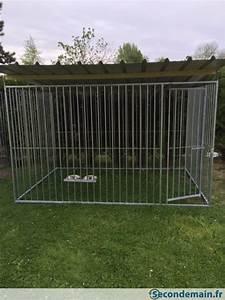 Grande Cage Pour Chien : chenil enclos cage niche pour chien chiot neuf grand ~ Dode.kayakingforconservation.com Idées de Décoration