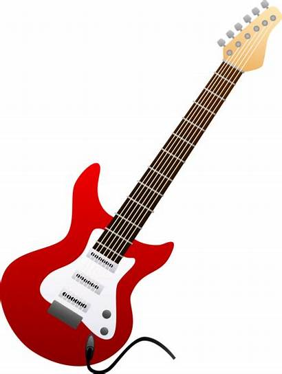 Guitar Electric Clip Sweetclipart