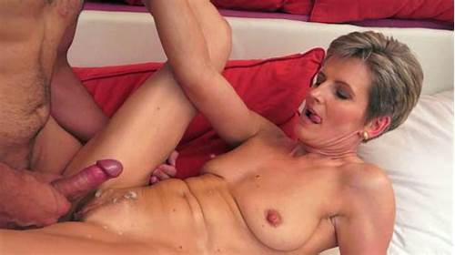 Tall Classy Woman With Shorthair Cutie #Short #Haired #Mature #Mommy #Lannie #Gets #Her #Snatch #Drilled #Hard