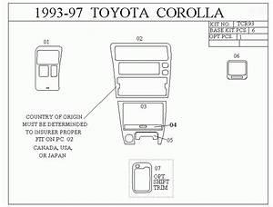Toyota Chrome Grill  Toyota Chrome Trim Accessories