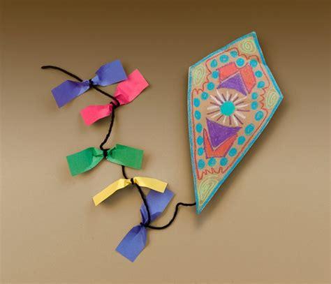 colorful kites craft crayola 167   1376