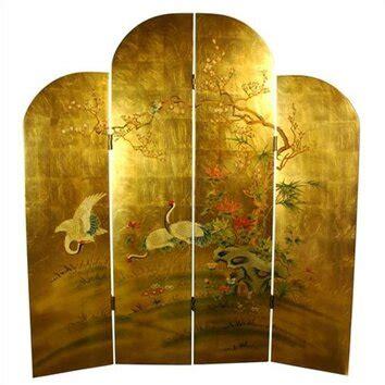 oriental furniture    cranes decorative  panel