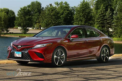 2018 Camry Xse V6 Review by 2018 Toyota Camry Xse V6 Review Web2carz
