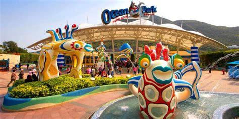 tempat wisata  hongkong  cocok  anak kompascom