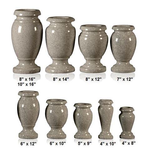 chapel granite vase