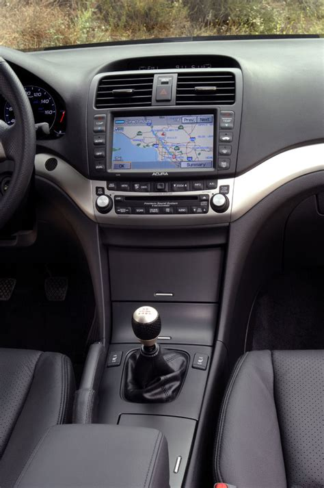 how does cars work 2006 acura tsx instrument cluster 2006 acura tsx dashboard picture pic image