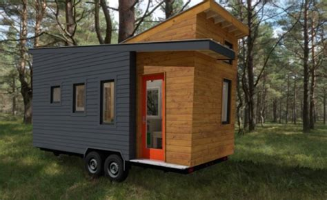 Floor Plans For Your Tiny House On Wheels (photos