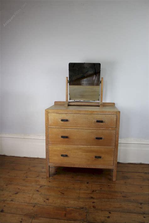 antiques atlas heals limed oak bedroom swing mirror