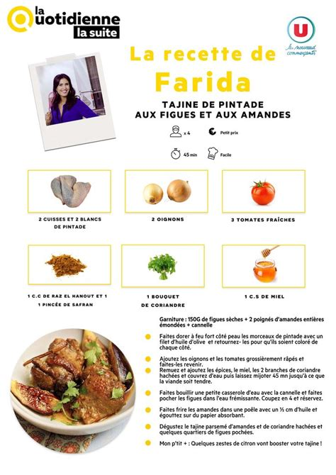 farida cuisine les 25 meilleures idées de la catégorie farida la