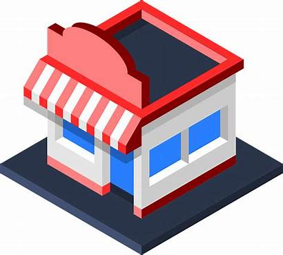 Supermarket Bakery Grocery Vector Graphic Pixabay Exterior