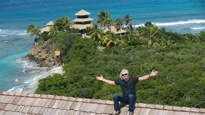 Necker Virgin Island Richard Branson Place Galactic
