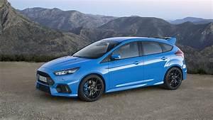 Ford Focus 3 Rs : 2016 ford focus rs review caradvice ~ Dallasstarsshop.com Idées de Décoration