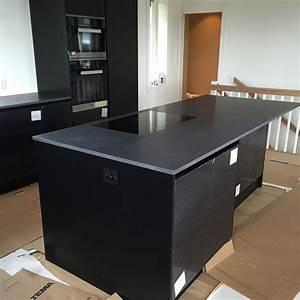 Granit Nero Assoluto : moderne kj kken inspirasjon med nero assoluto svart granit naturstein benkeplate kj kken y ~ Sanjose-hotels-ca.com Haus und Dekorationen