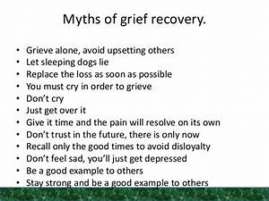 Journey Through the Valley: Grief Recovery