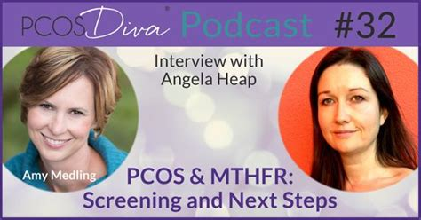 PCOS & MTHFR: Screening and Next Steps [Podcast] - PCOS ...