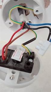 Wiring Replacement Pull Cord Switch