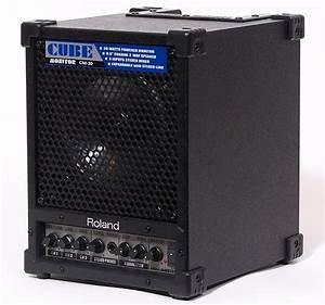 Roland Cm30 Cube Monitor In Box