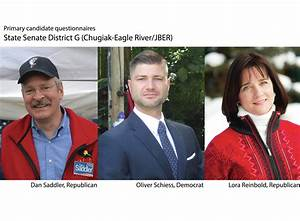 ELECTION 2018: State senate candidates make their case ...