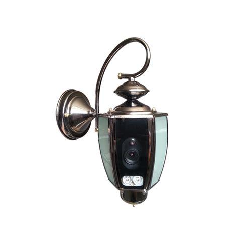 porch light hidden camera audio 1080p waterproof ip network camera outdoor lighting
