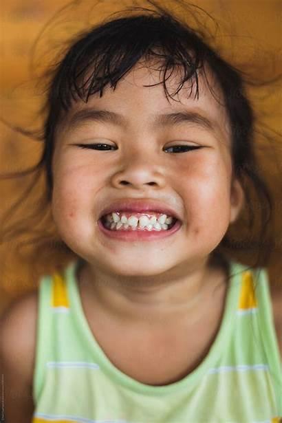 Smiling Kid Stocksy Chalit