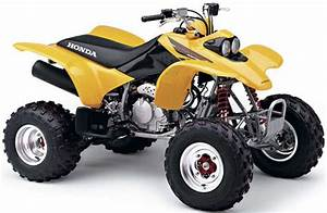 Honda Trx400ex Fourtrax Atv 1999