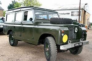 Land Rover Series 2 109 Station Wagon Ffw
