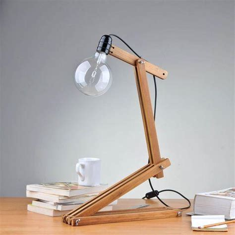 wood lamps youll   diy immediately