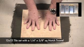 trowel size charming what size trowel for 12x24 tile 5 harvestingkale