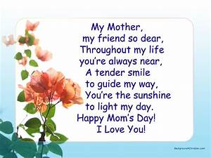 Free Mothers Day Greetings,Quotes, Poems | Answer Blog