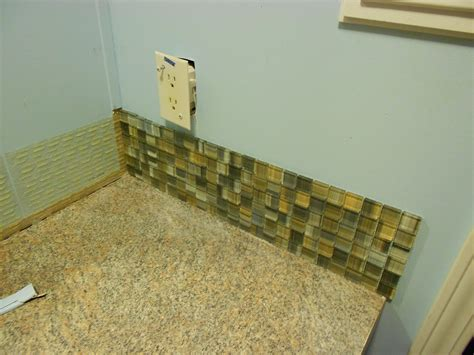 installing tile using simple mat