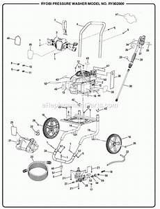 Honda Gcv160 Pressure Washer Pump Parts Diagram