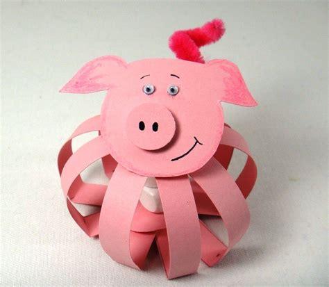 glücksbringer basteln mit kindern gl 252 cksschwein papier diy diy by ines felix gl 252 cksbringer basteln basteln und