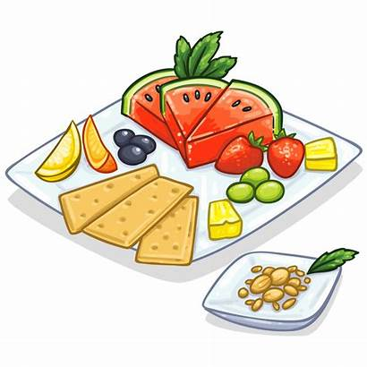 Snack Clipart Healthy Snacks Transparent Foods Appetizer