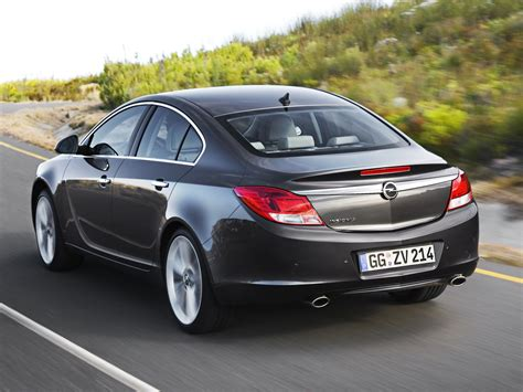 Opel Insignia Specs by 2011 Opel Insignia Sedan Pictures Information And Specs
