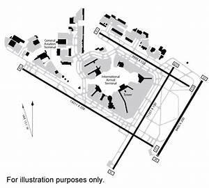 Jfk Airport Diagram