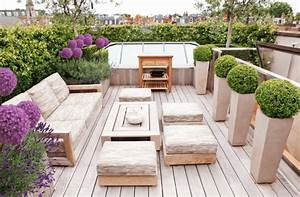outdoor deck ideas inspiration for a beautiful backyard With attractive idee decoration jardin exterieur 16 deco bureau londres