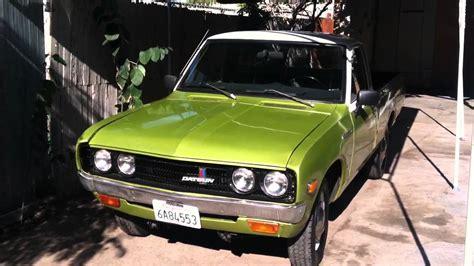 1973 Datsun Truck by 1973 Datsun 620
