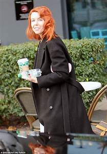 Strictly's Stacey Dooley beams as she makes fresh-faced ...