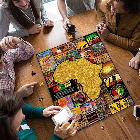 African Culture Jigsaw Puzzle - HomeWix